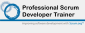 Logo for Scrum Developer Trainer