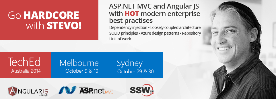 Modern Enterprise Best Practices with ASP.NET MVC and AngularJS