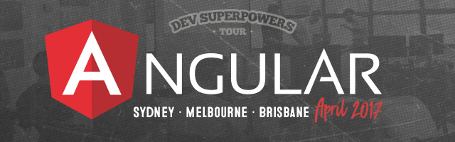 The Angular Superpowers Tour