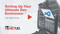 Setting up your Ultimate Dev Environment | Matt Wicks