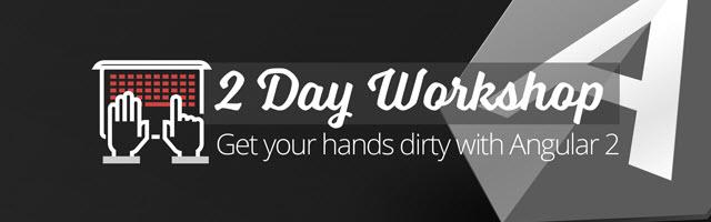 3 day Angular 2 workshop