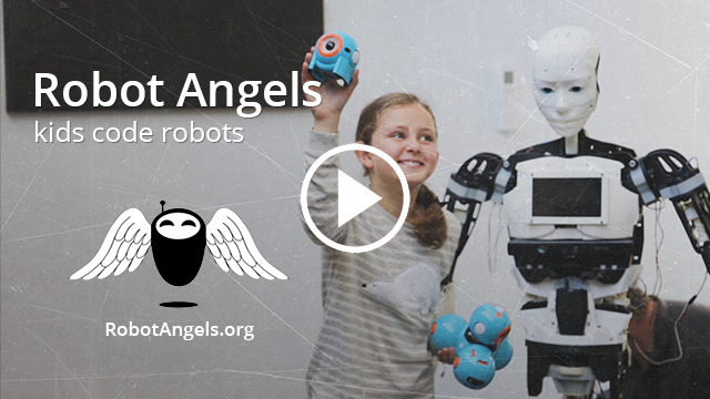 SSW TV - Robot Angels for Kids with Elise Stanberg and SSW
