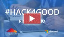 SSW TV - Microsoft's Hack4Good Sydney | SSW Develops Right4Me.io in 2 days