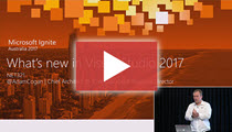 SSW TV - What''s New in Visual Studio 2017 + VS Code