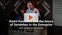 SSW TV - Azure Functions and the future of Serverless in the Enterprise | Jeff Hollan [Microsoft]