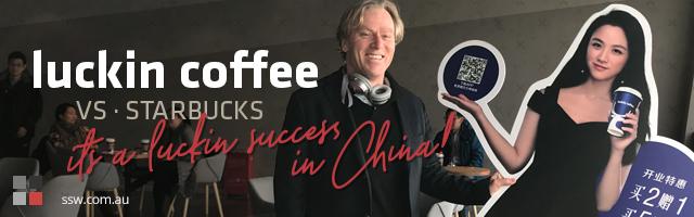 Luckin Coffee vs Starbucks: A Luckin Success in China