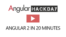 SSW TV - Angular Hackday - Angular 2 in 20 minutes – Duncan Hunter