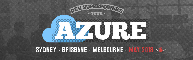 The .NET Core Superpowers Tour