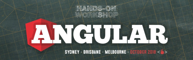 Angular 2-Day Workshop October 2018