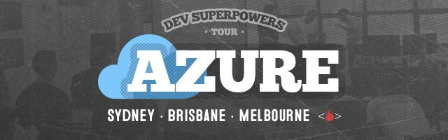 Azure Superpowers 1-Day Class February 2018
