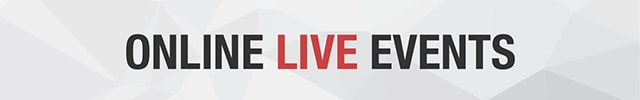 Online Live Events