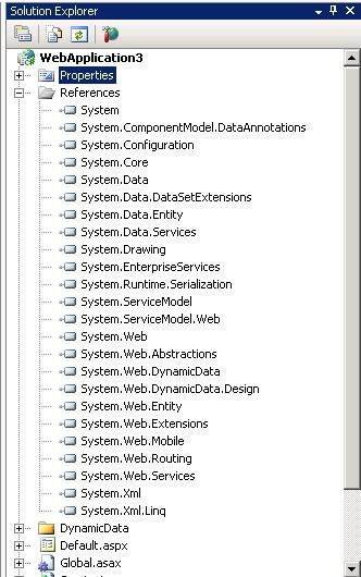 SSW Microsoft  NET Framekwork Suggestions