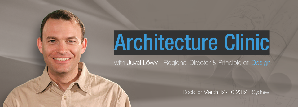 Juval Löwy - The Architect's Master Class